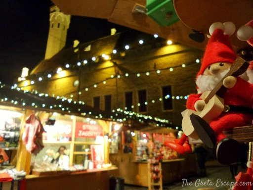 mercatini di Natale a Tallinn