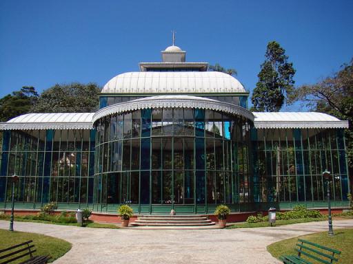 Palacio de Cristal - foto di Rodrigo Soldon, Flickr