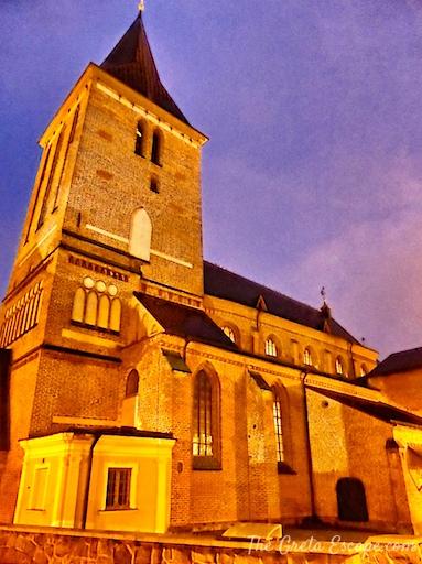 St. John Church Tartu