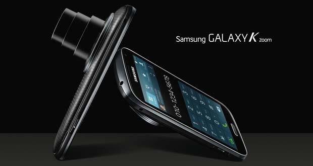 Samsung Galaxy K Zoom, lo smartphone ideale per chi viaggia