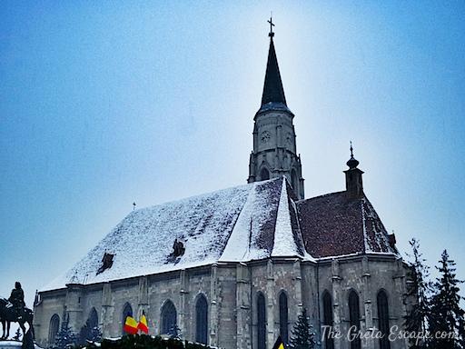 Cattedrale Cluj Napoca