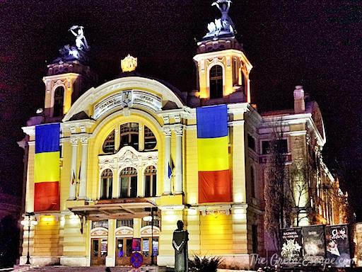 teatro Cluj Napoca