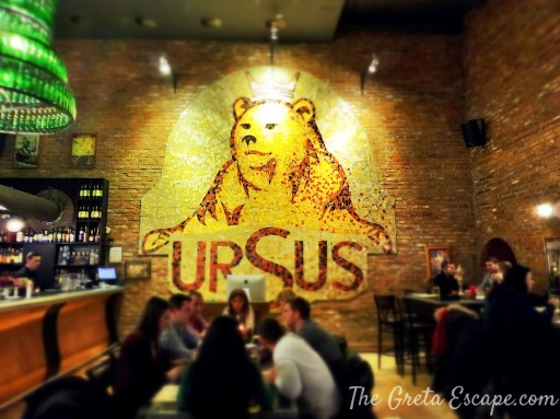 La Fabrica de Bere Ursus