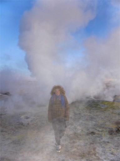 geysers Uyuni