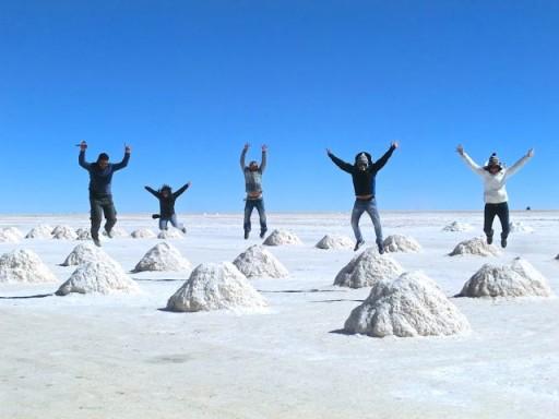 La mia avventura nel Salar de Uyuni