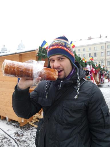 dolce tipico rumeno