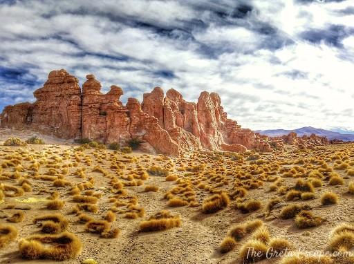 Valles de Rocas