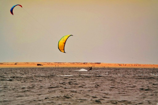 kite surf Marocco
