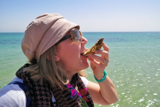 Ostriche Marocco