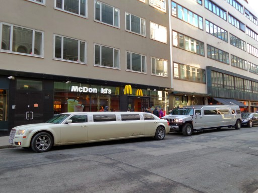 mc donald's Oslo