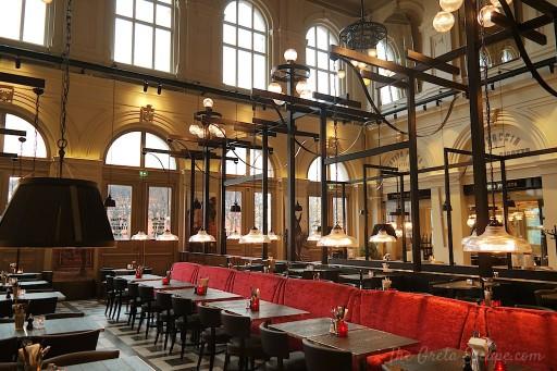 ristorante stazione Oslo