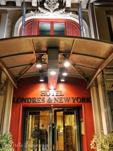 Hotel Londres New York
