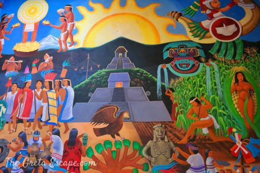 murale municipio Atlixco