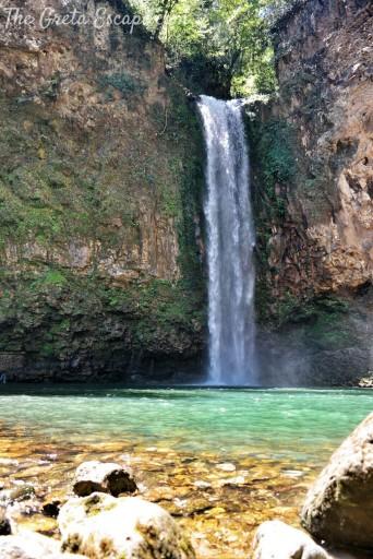 Cascata La Gloria