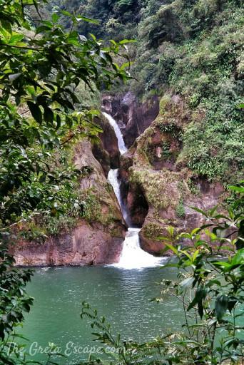 Cascata Las Amacas
