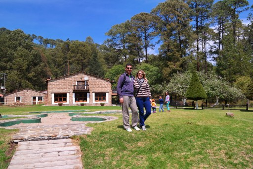 camping Tlaxco