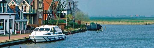 Le barche della flotta Le Boat