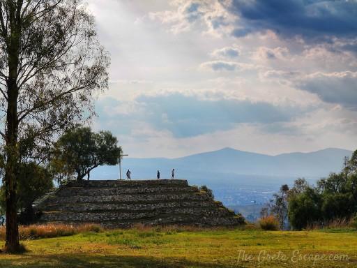 rovine Tlaxcala