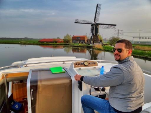 houseboat Olanda