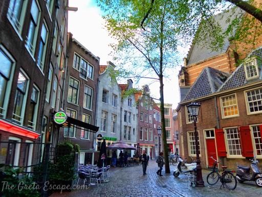 Amsterdam luci rosse