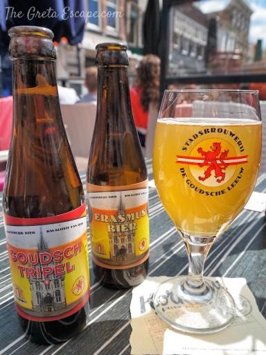 Gouda beer
