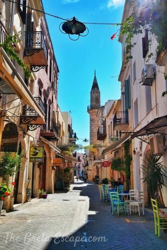 Old town di Chania