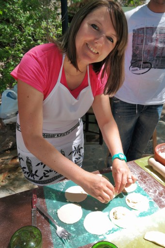 Cooking class greca