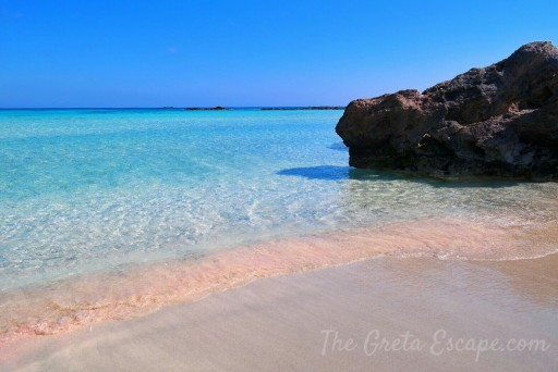 Spiaggia rosa di Elafonisi