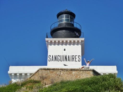 Iles Sanguinaire