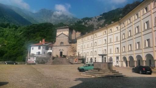 Santuario di San Giovanni d'Andorno
