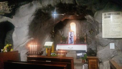 La Grotta del Santo