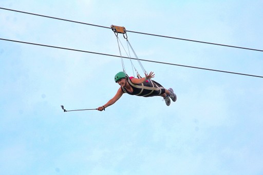 Zip line Bohol