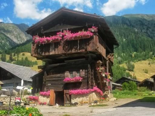 casa montagna vallese
