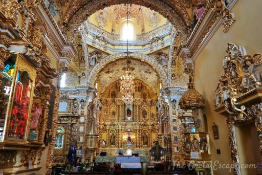 Iglesia de Santa Maria Tonantzintla