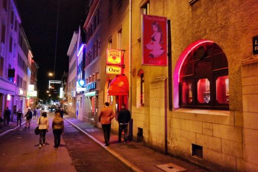 Quartiere a luci rosse Stoccarda
