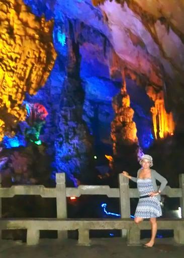 Grotte flauto di canna