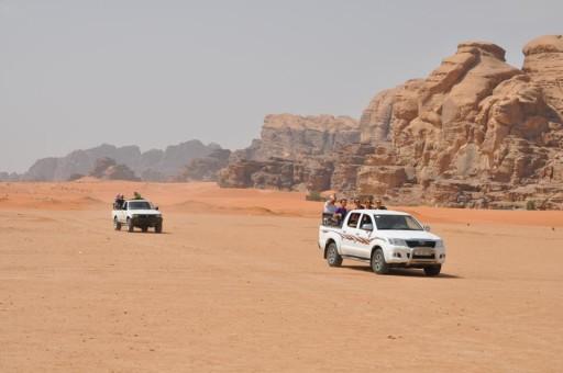 In 4x4 nel Wadi Rum (ph.credit viaggiaescopri.it)