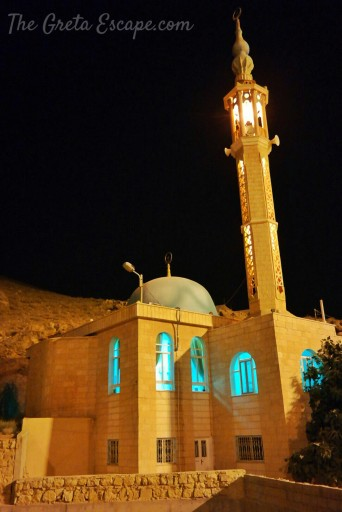 Moschea a Petra