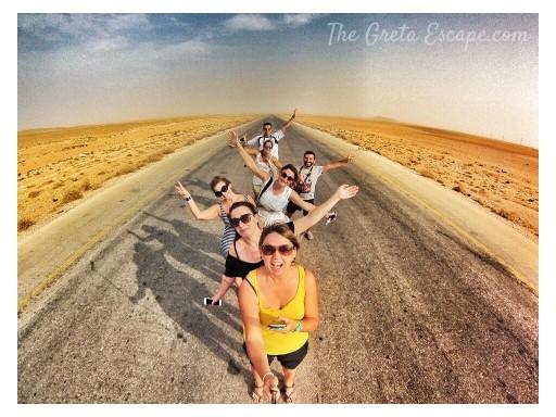 strade Giordania