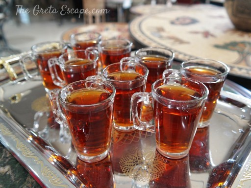 tè giordano