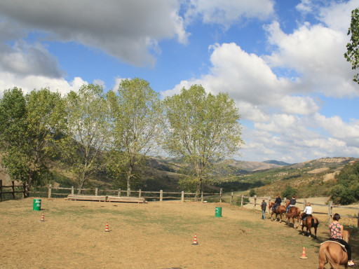 equitazione Sillar Creek Ranch