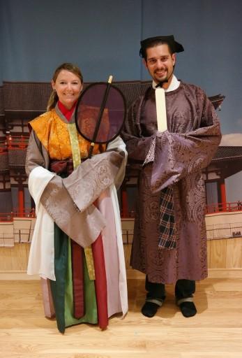 Abiti imperiali di Nara