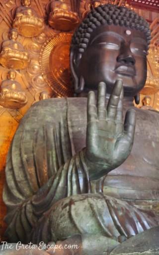 Buddha di bronzo
