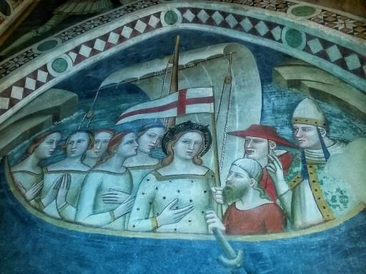 La Cappella di Sant'Orsola nella Chiesa di San Domenico
