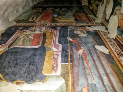 Gli affreschi giotteschi della Cappella di San Lorenzo in Cattedrale