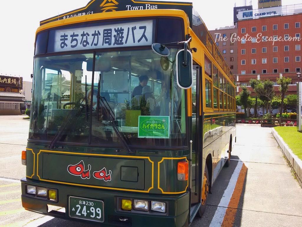 bus Aizu