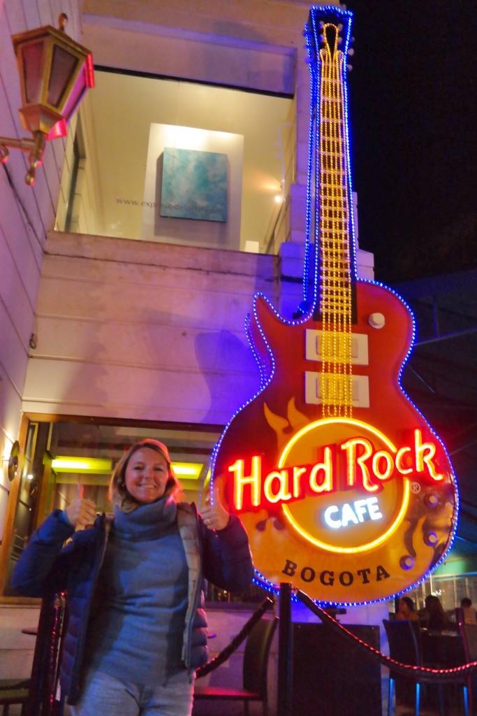Hard Rock Cafè Bogotà