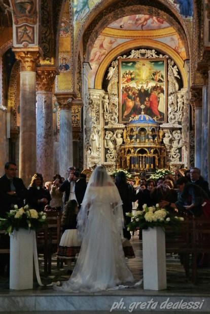 Matrimonio alla Martorana