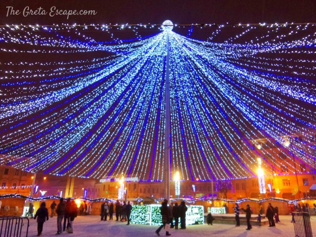 Mercatini a Cluj Napoca