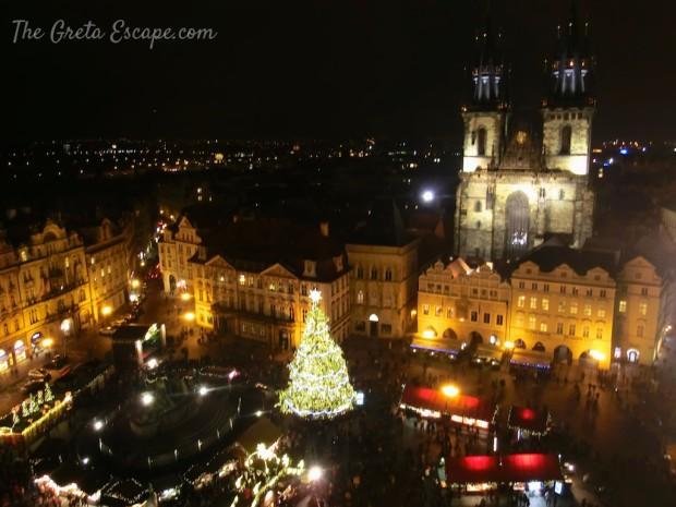 Mercatini di Praga